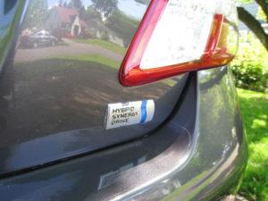 1360 2007 Toyota Camry Hybrid (12)