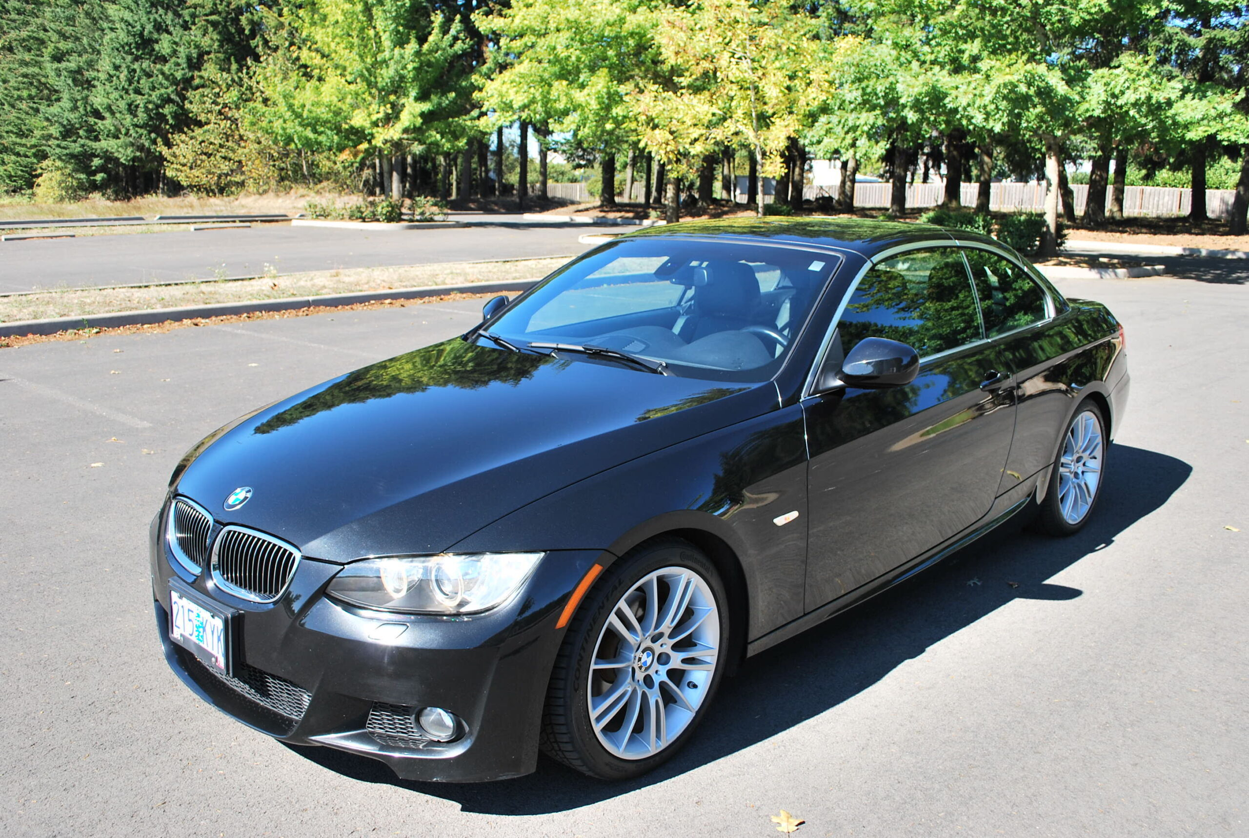 2010 Bmw 328i Convertible Vehicle Locating Service